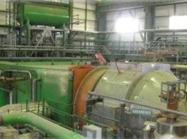 پروژه سیستم خنک کن نیروگاه نکا