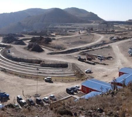 پروژه ذوب مس و اسید سولفوریک سونگون