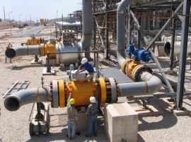 Aghajari Gas Injection Project