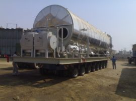 Indirect Fired Preheaters and Plate Heat Exchangers Project – Khuzestan