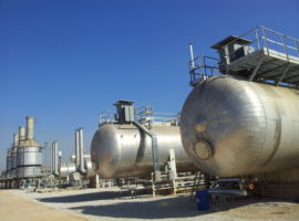 Oil Desalting Plant Project – Ahvaz Bangestan 1