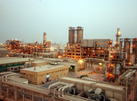 Improvement of Shahid Tondgooyan Petrochemical PET-2 Project