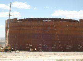 Increasing Oil Pump Station Capacity Project – Razavi Khorasan