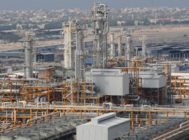 South Pars Gas Fields Development Phases 9 & 10 – Asaluyeh