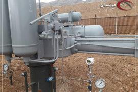 Gas injection through Iraq export pipeline in the regions of Koohdasht-Charmaleh & Dezfool-Koohdasht
